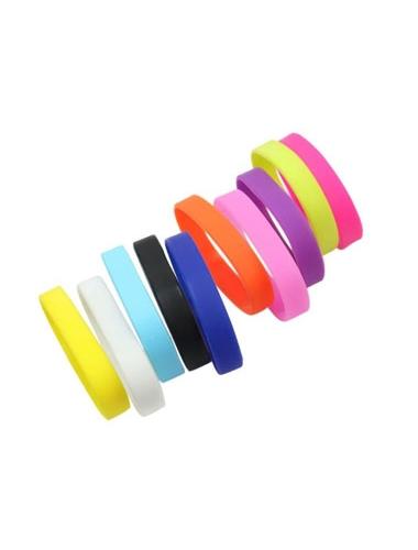 Bracelets unisexes en plusieurs couleurs