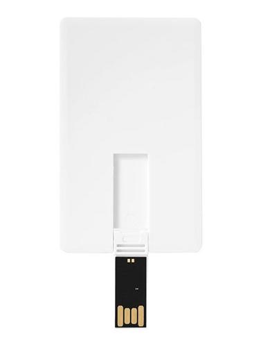 Une clé USB sous forme de carte de visite