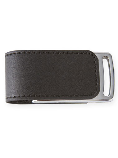 Clé USB de luxe en cuir