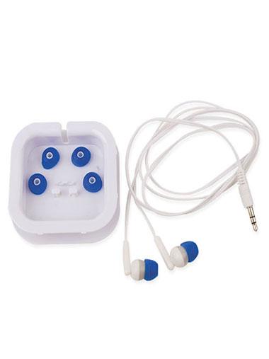 Des écouteurs avec 4 oreillettes de rechange