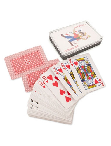 Jeu de cartes Rami