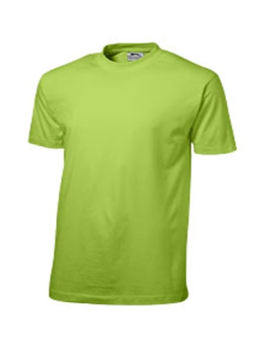 T-shirt de couleur verte