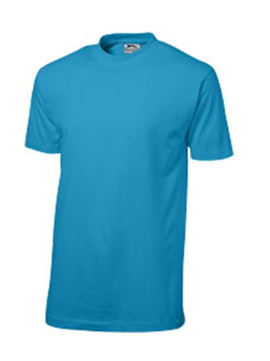T shirt de couleur bleu